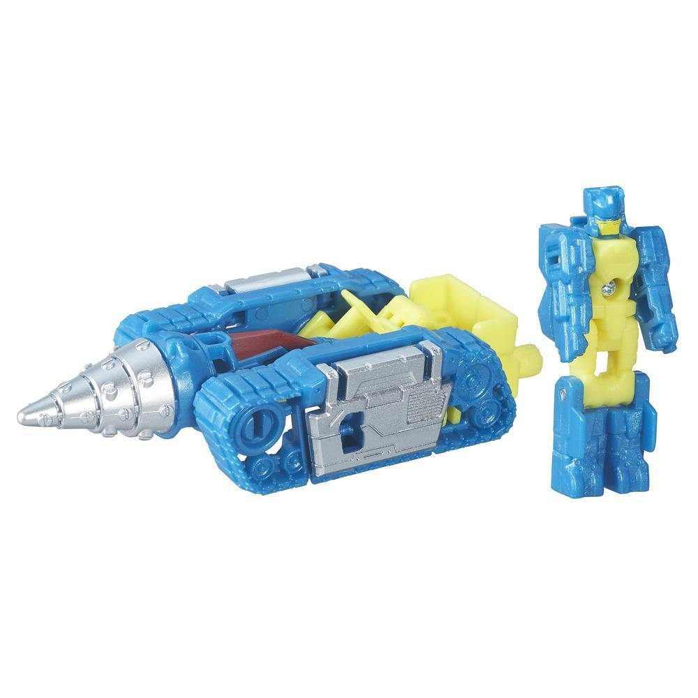 Transformers Generations Titans Return Titan Master Nightbeat