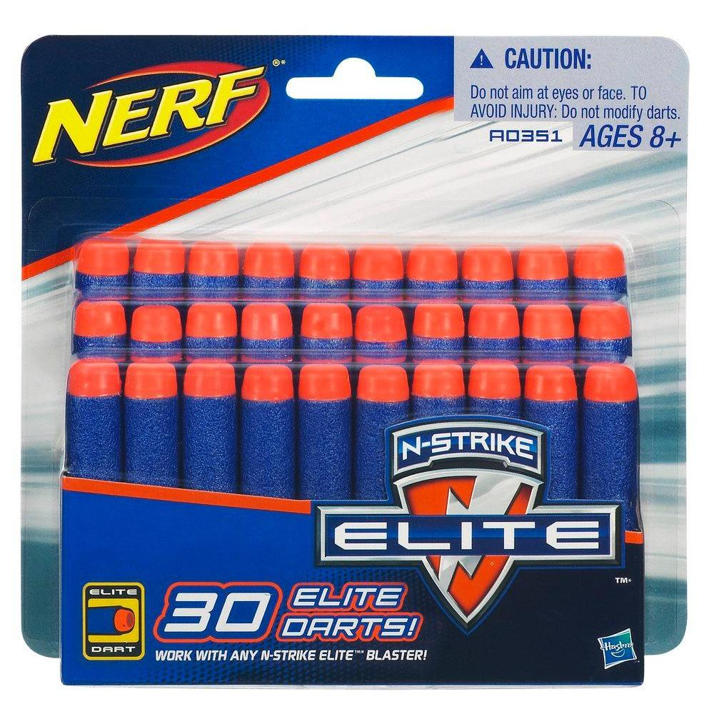 NERF N-STRIKE ELITE Refill (30 Darts)