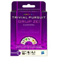Trivial Pursuit Steal Kaartspel
