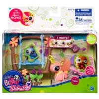 Littlest Pet SHop Bewegende Dierenvriendjes Speelset
