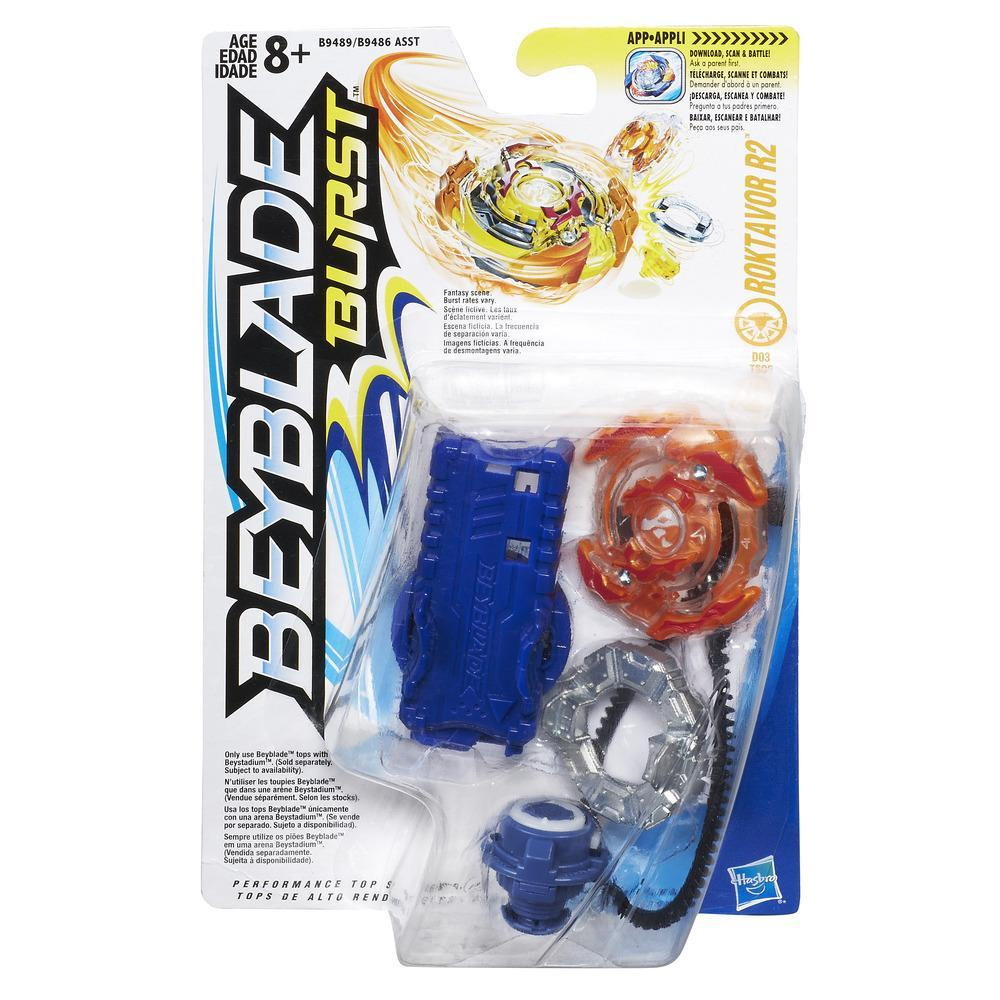 Beyblade Burst Starter Pack Roktavor R2