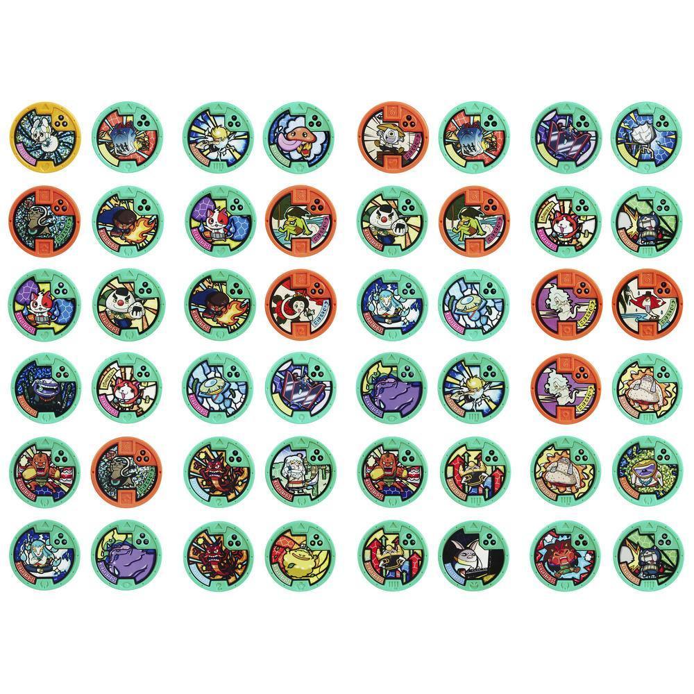 Yo-kai Watch Medal Mystery Bags Series 1