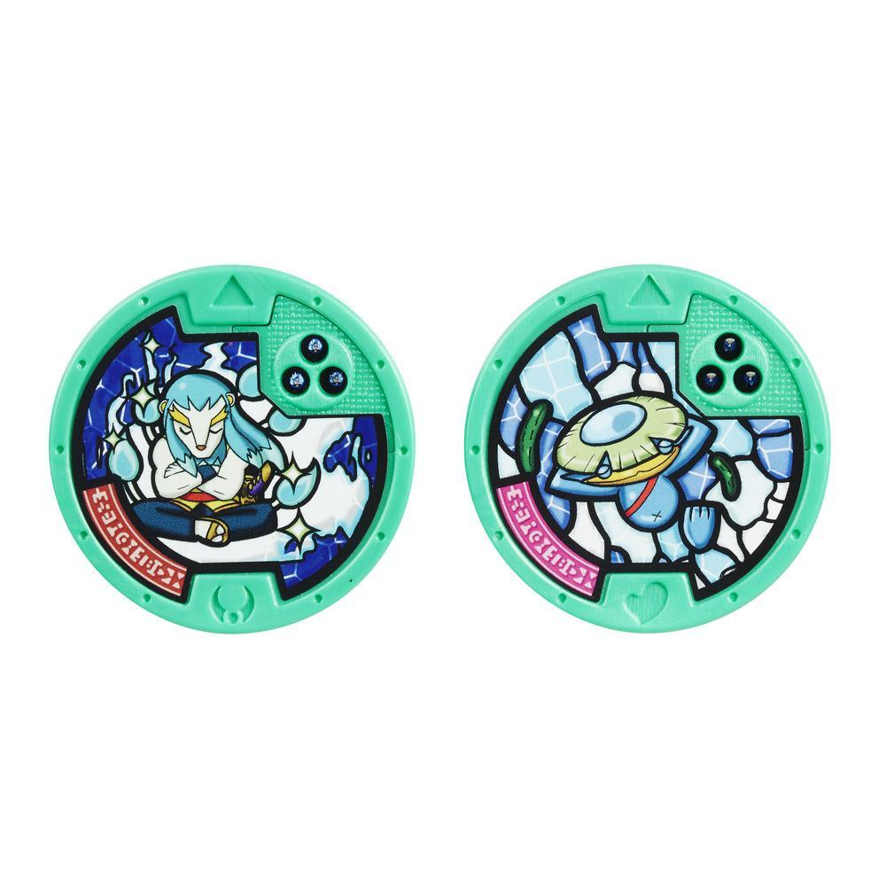 Yokai yo kai watch medal mystery bags series 1 for Chambre yo kai watch
