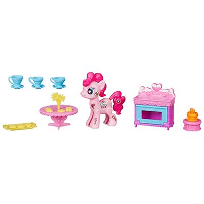 My Little Pony Pop Pinkie Pie Bakkerij Decoratie Kit