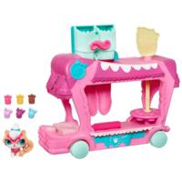 Littlest Pet Shop Sweetest Sweet Delights Treat Truck