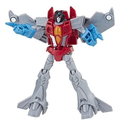 Transformers Cyberverse Warrior Class Starscream