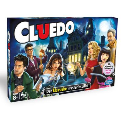 Cluedo: The Classic Mystery Game NO