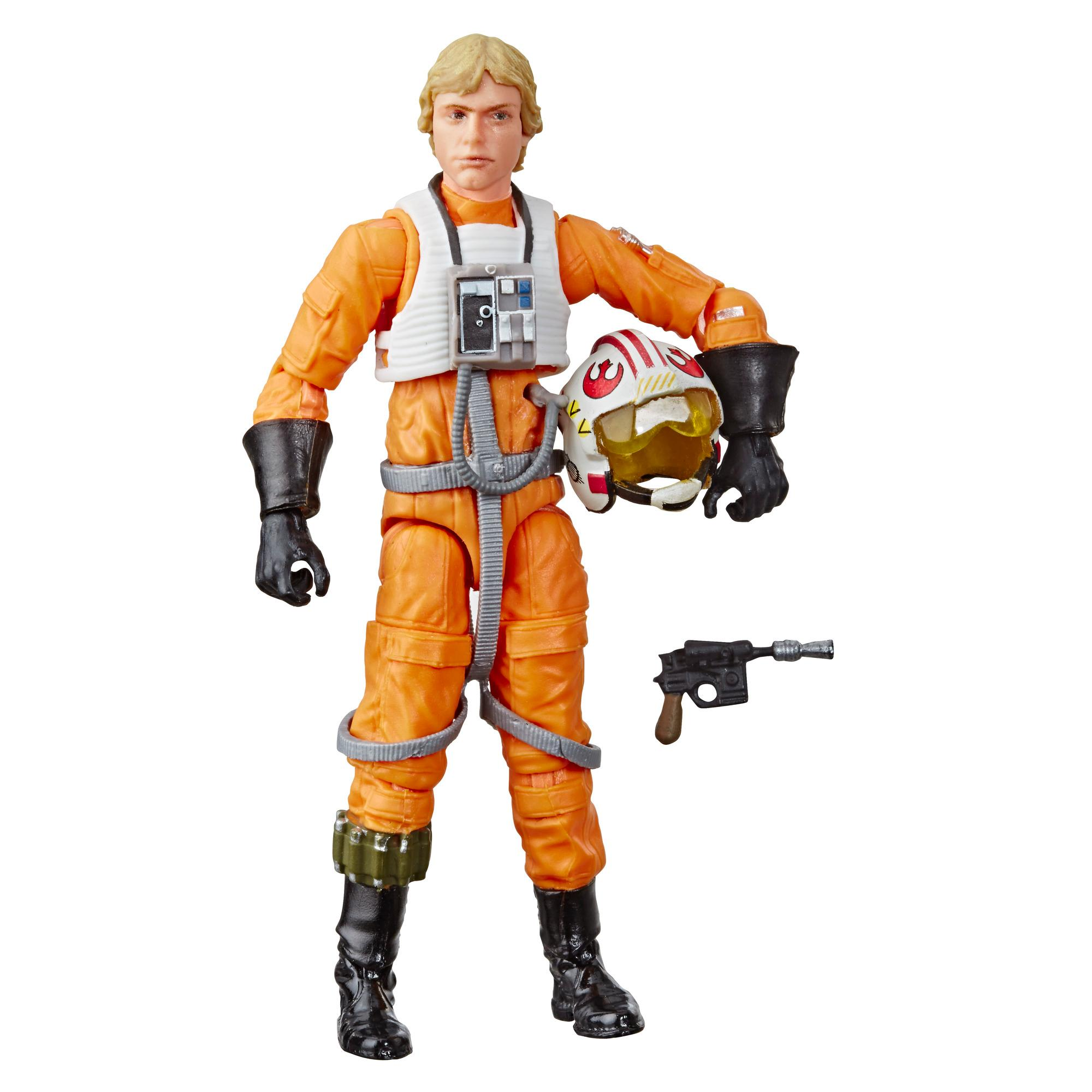 Star Wars The Vintage Collection Star Wars: A New Hope Luke Skywalker Toy, 3.75-inch Scale Figure, Kids Ages 4 and Up