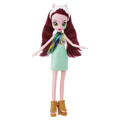 My Little Pony Equestria Girls Legend of Everfree Gloriosa Daisy Doll