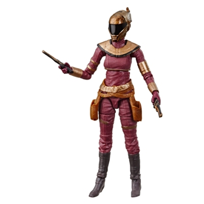 Star Wars The Vintage Collection Star Wars: The Rise of Skywalker Zorii Bliss Toy, 3.75-inch Scale Figure, Ages 4 and Up