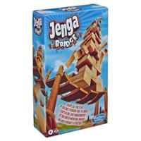 Jenga Bridge Block Stacking-spill for barn fra 8 år
