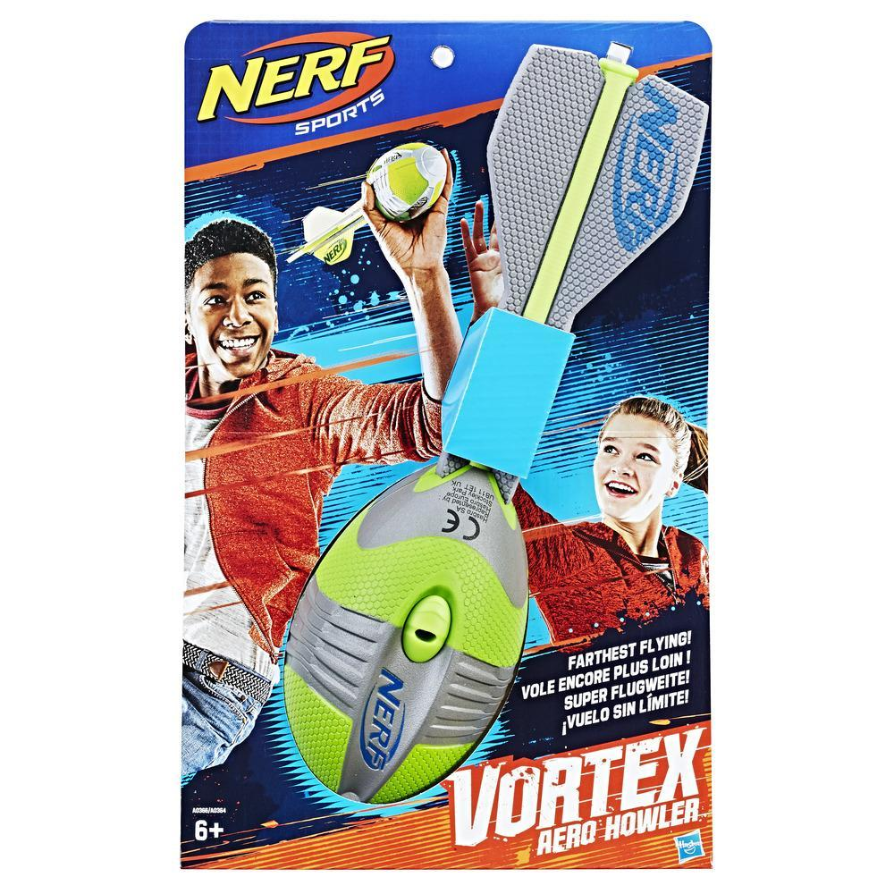 Nerf N-Sports Vortex Aero Howler Football (Green)
