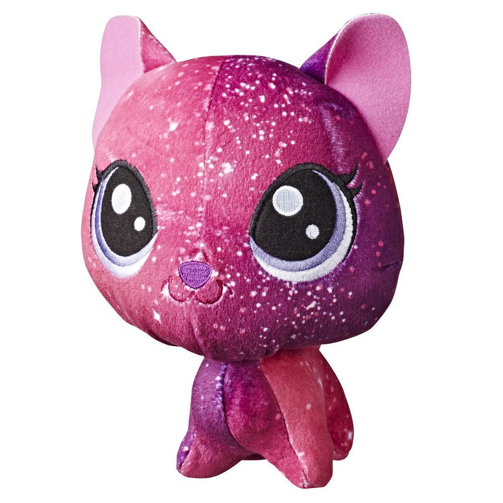 Littlest Pet Shop Plush Bobblehead Stellar Fuzzcat