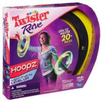 TWISTER Rave Hoopz Game