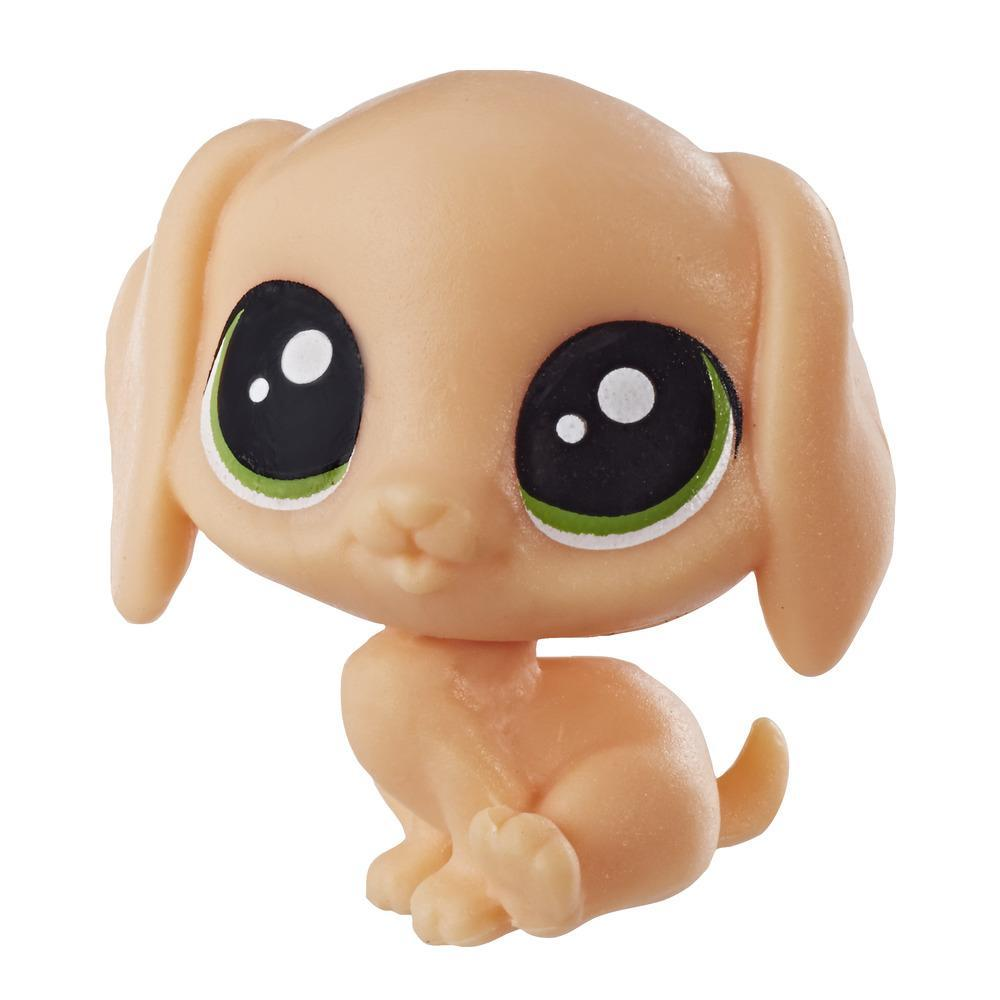 Littlest Pet Shop Value Pet (Beagle), Mini Scale