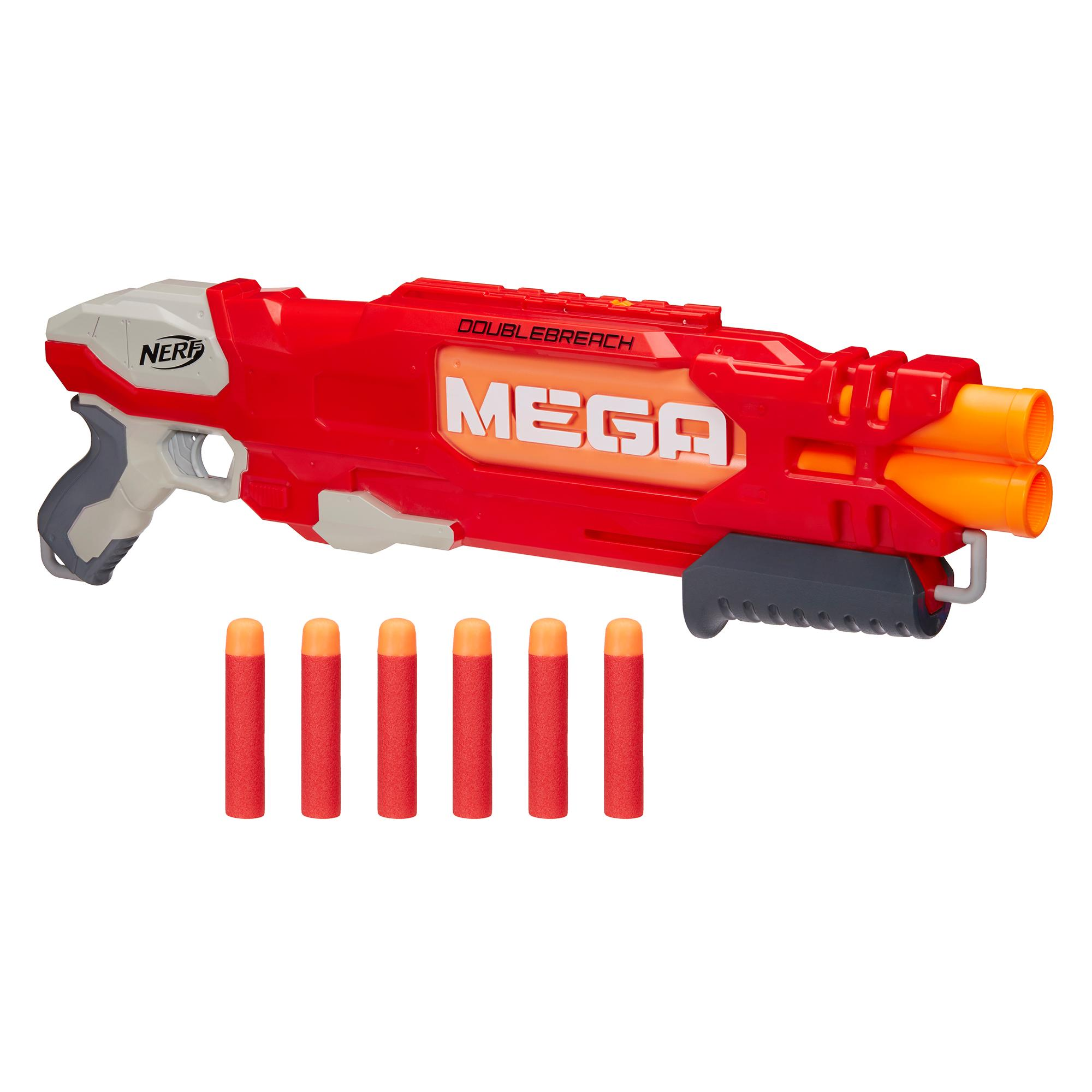Nerf N-Strike Elite DoubleBreach Blaster