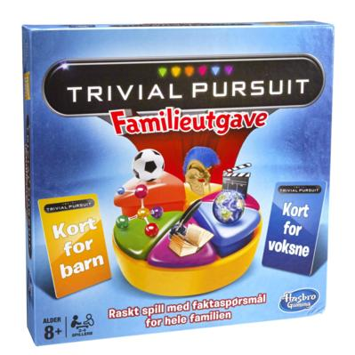 Trivial Pursuit – familieutgaven