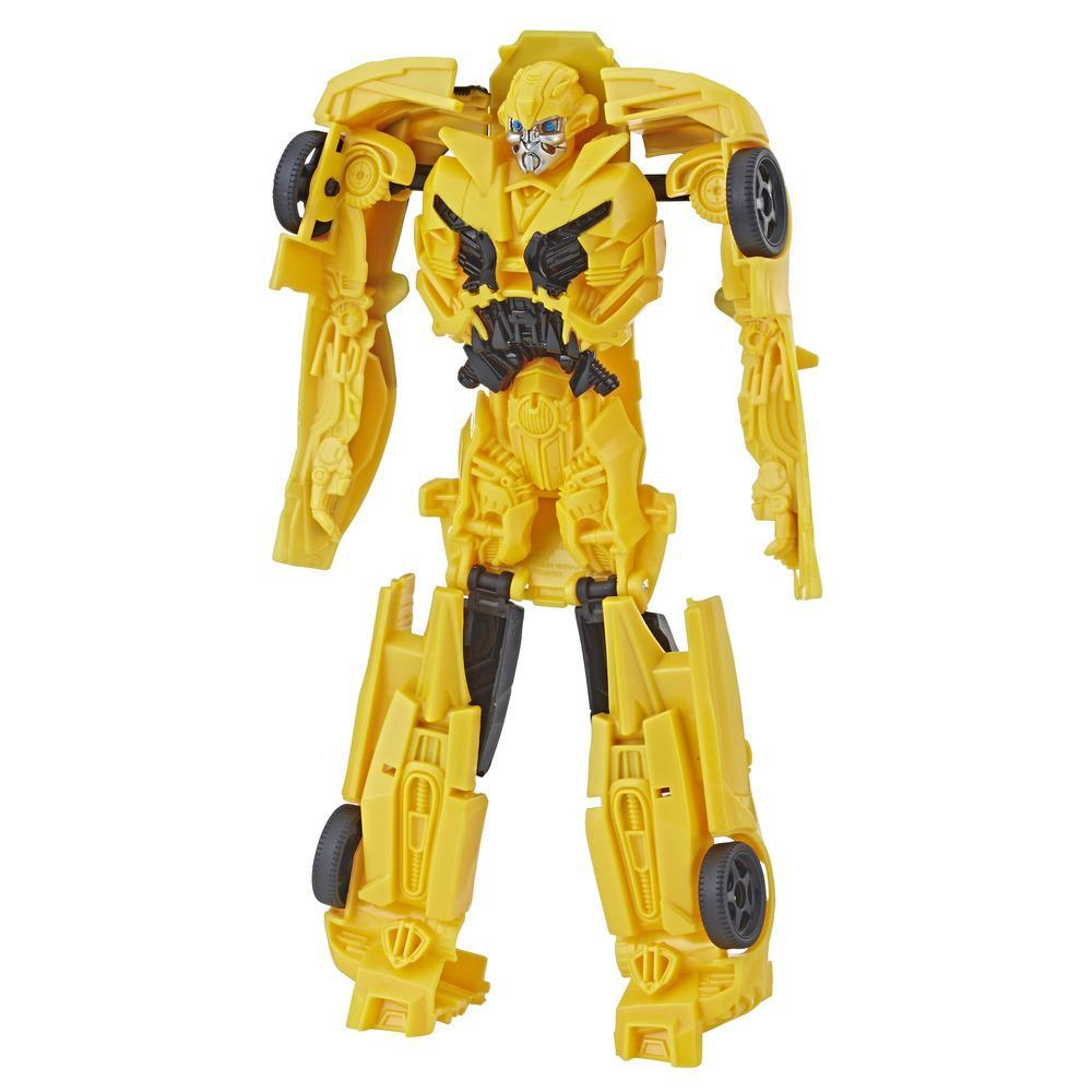 Transformers: Bumblebee -- Titan Changers Bumblebee 12 Inch Figure
