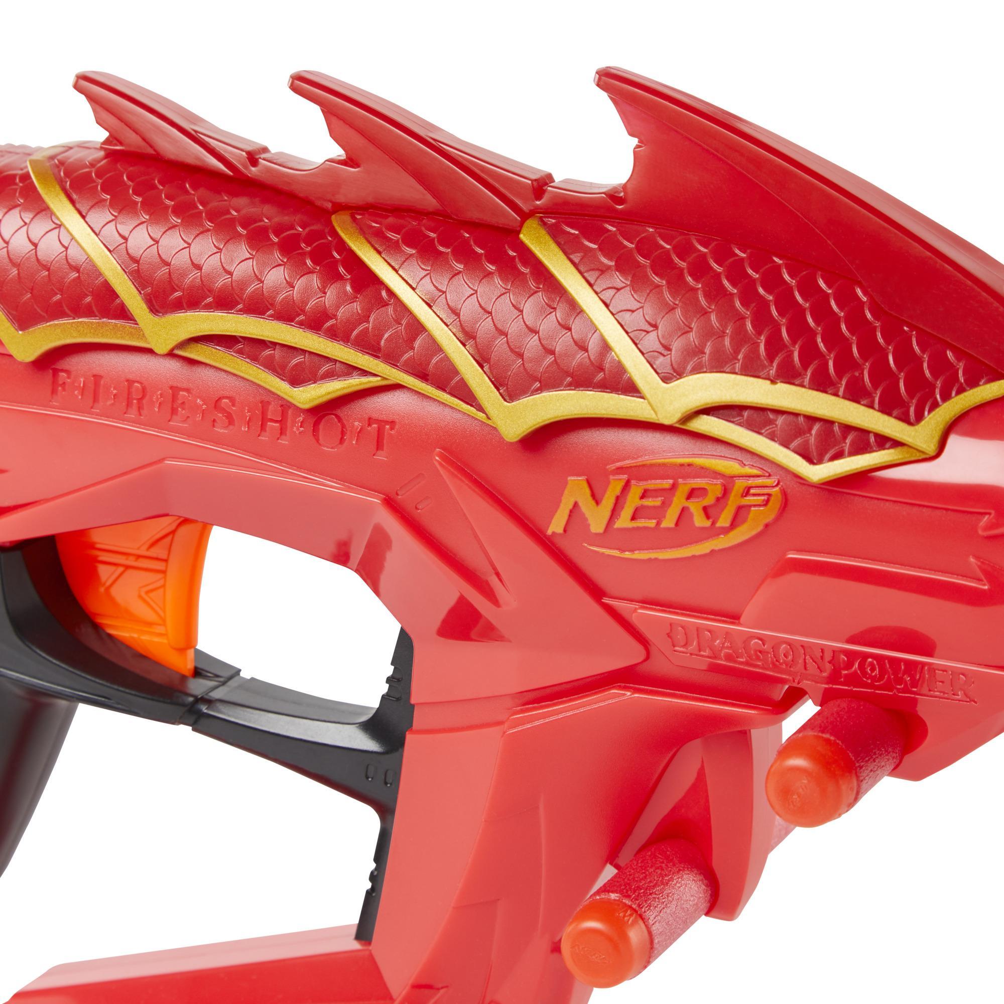 Nerf DragonPower Fireshot