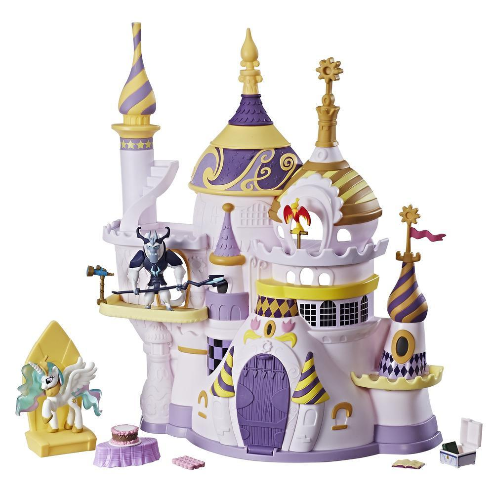 My Little Pony Friendship is Magic Collection Canterlot Castle Playset