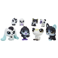 Littlest Pet Shop Black & White
