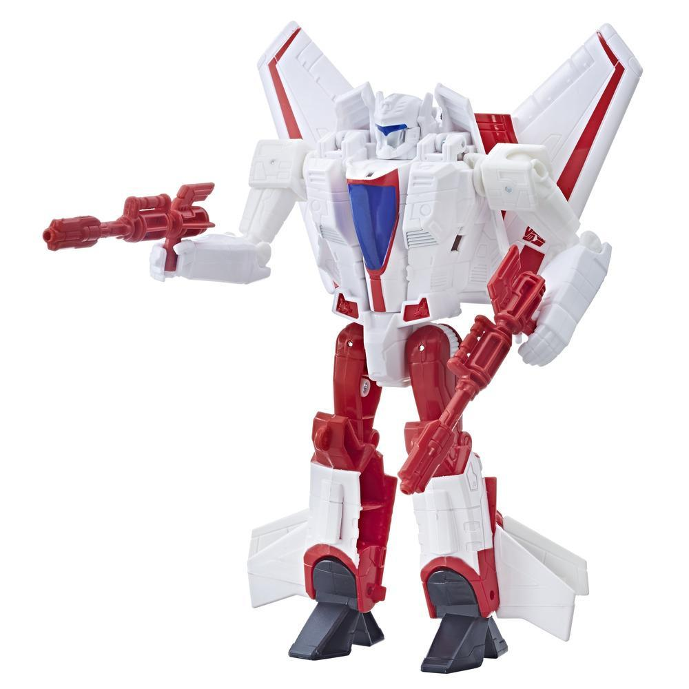 Transformers Cyber Battalion Series Jetfire