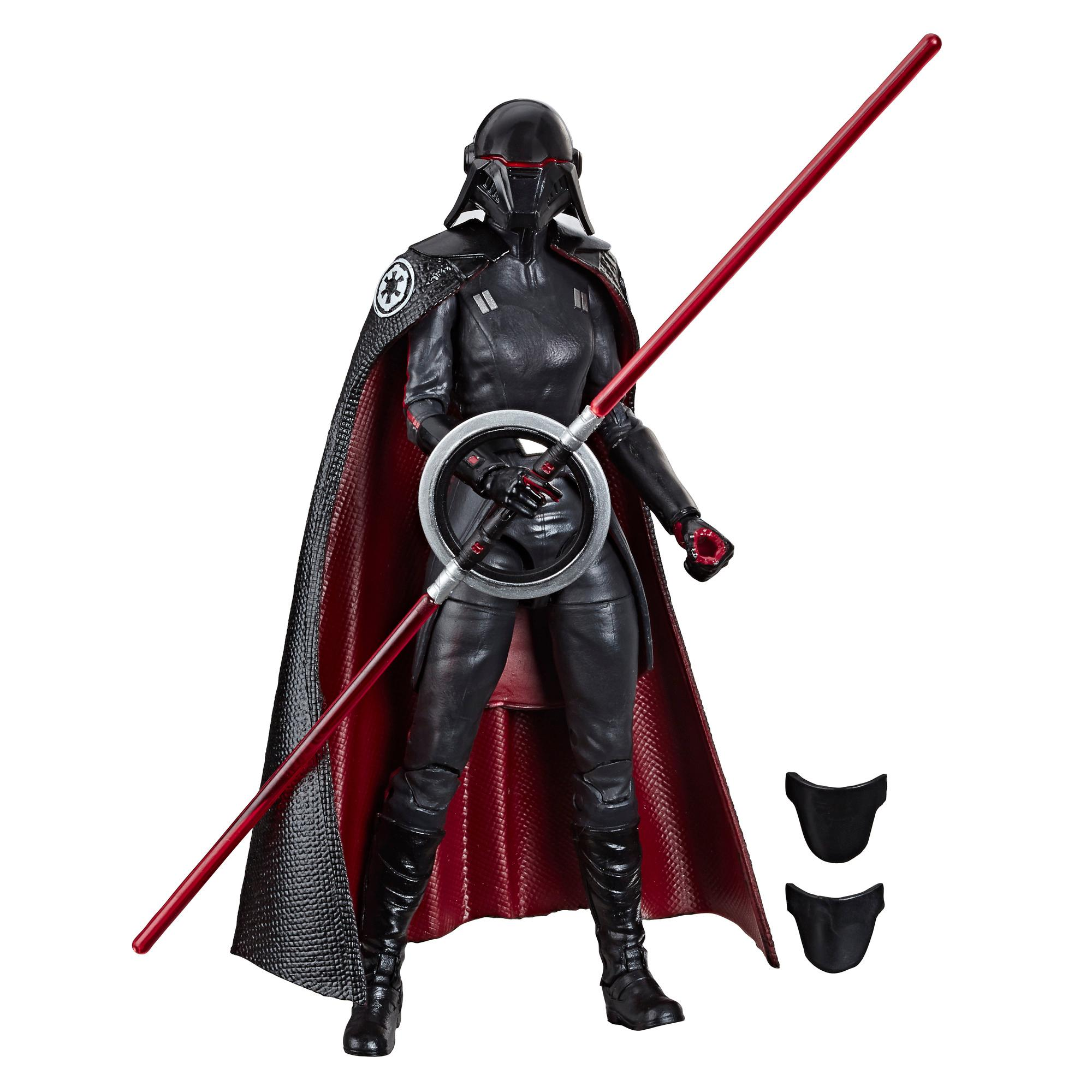 Star Wars The Black Series Second Sister Inquisitor Toy 6-inch Scale Star Wars Jedi: Fallen Order Collectible Figure