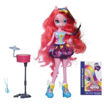 My Little Pony Equestria Girls Singing Pinkie Pie Doll