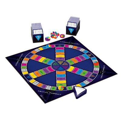 Trivial Pursuit Master edition NO