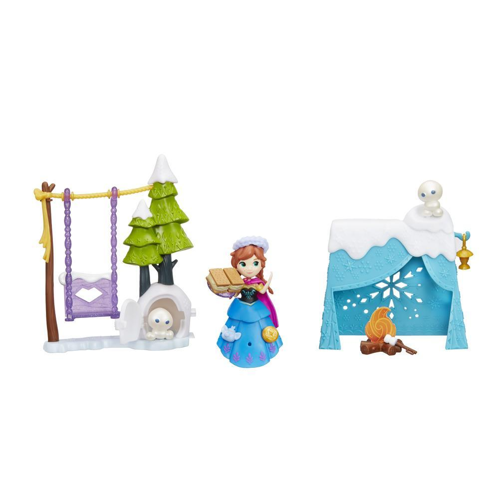 Disney Frozen Little Kingdom Camping Adventures