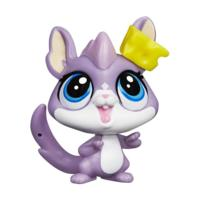 Littlest Pet Shop Get the Pets Single Pack Bree Nibbleson