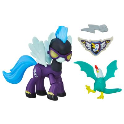 My Little Pony Guardians of Harmony Figurka Podstawowa Shadowbolts i Cockatrice