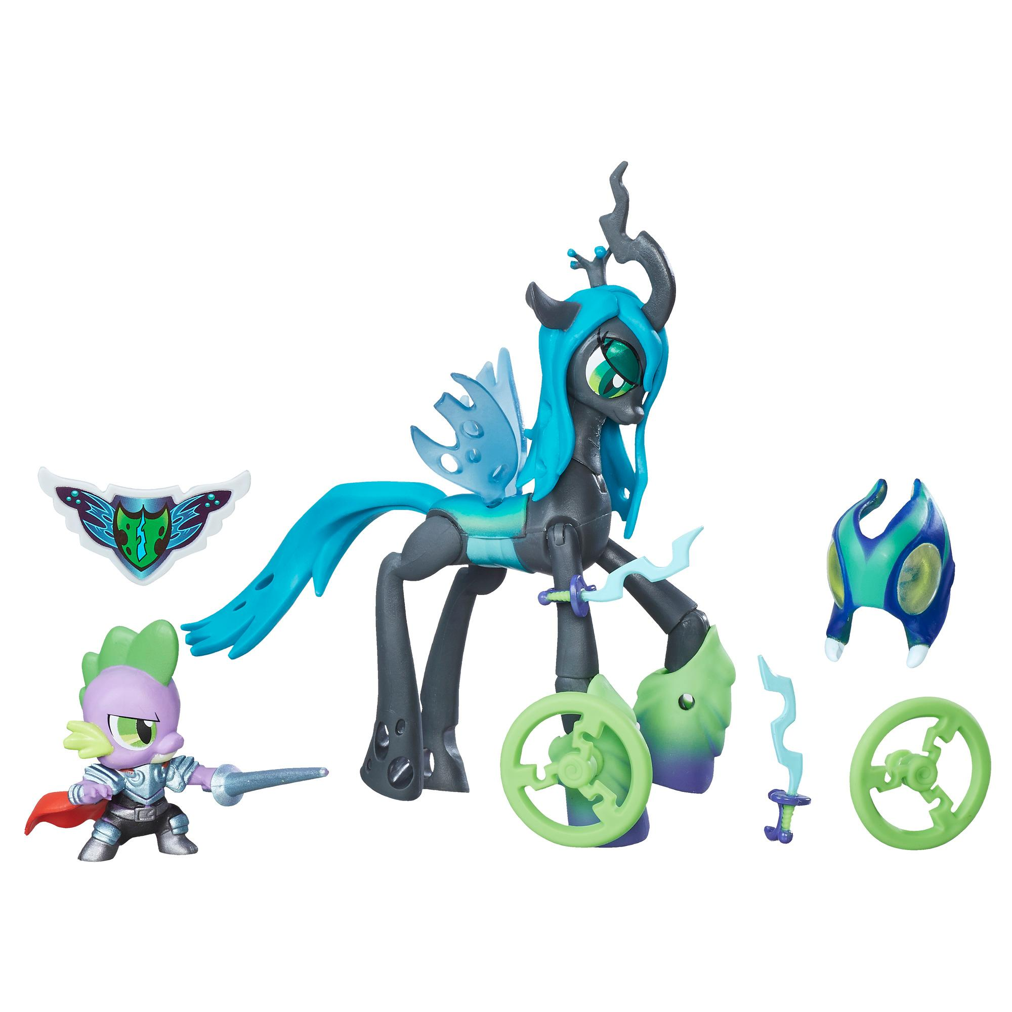 My Little Pony Guardians of Harmony Pogromcy Twilight Sparkle i Changeling
