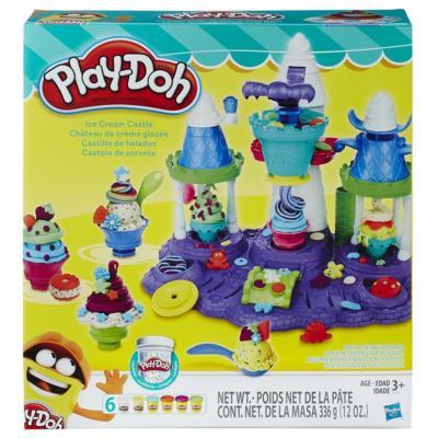 Play-doh Lodowy Zamek