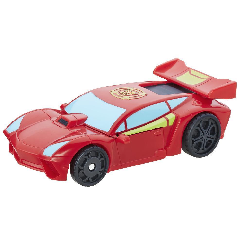 Transformers Rescue Bots Resoraki Sideswipe