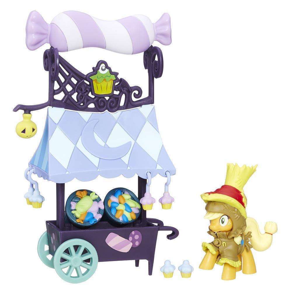 My Little Pony FIM Zestaw Przyjaciół Sweet Cart
