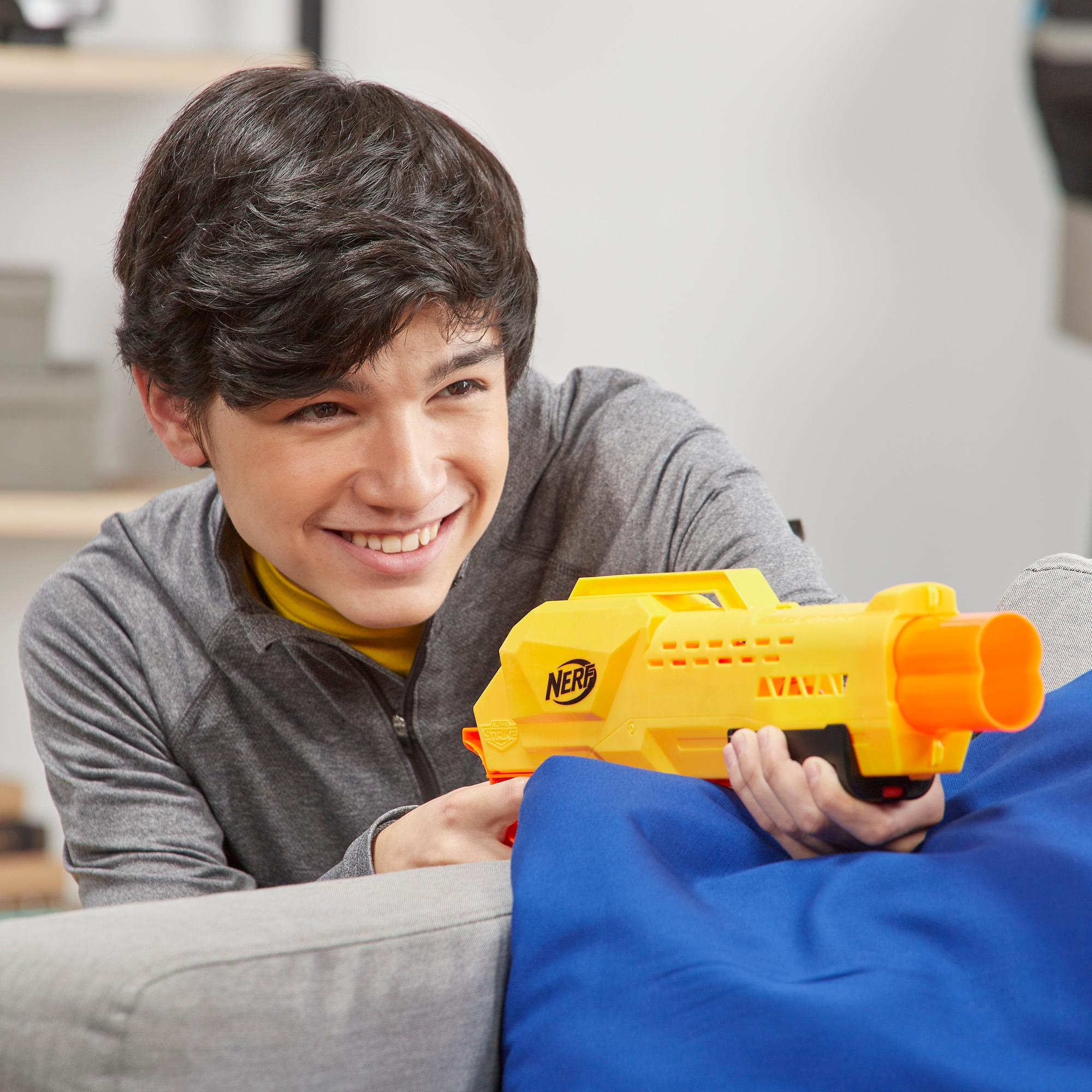 Nerf Alpha Strike Tiger DB-2 Duel Targeting Set