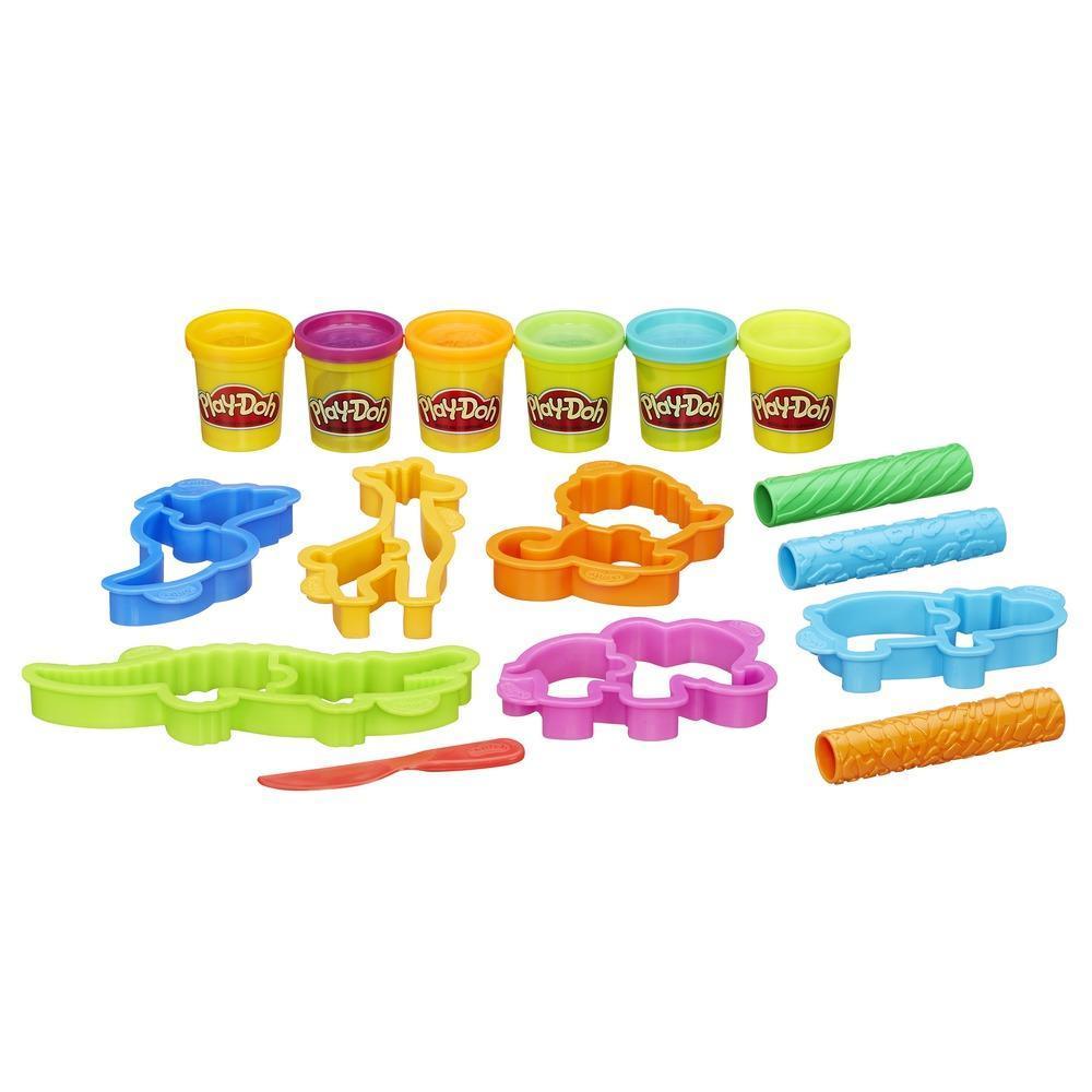 Play-Doh Zestaw Szalone Zoo