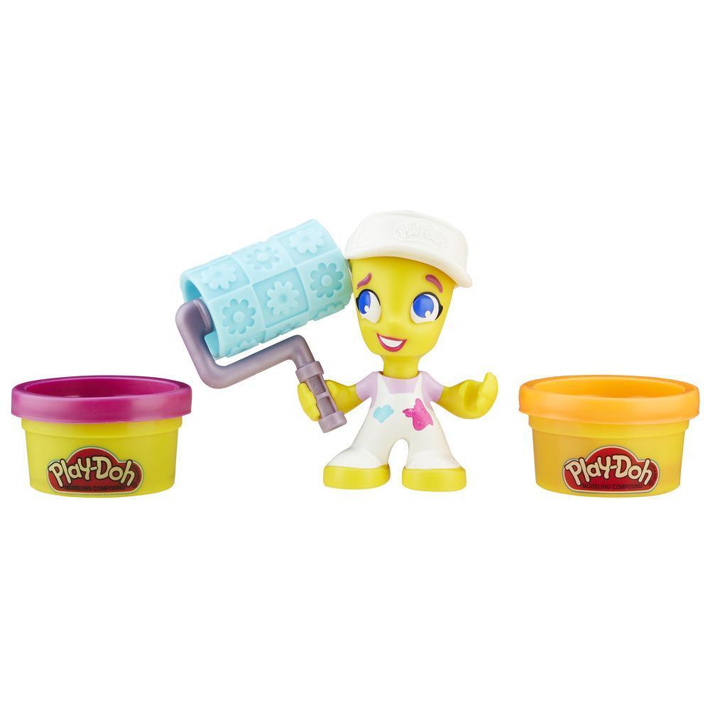 Play-doh Town Figurka Podstawowa Malarz