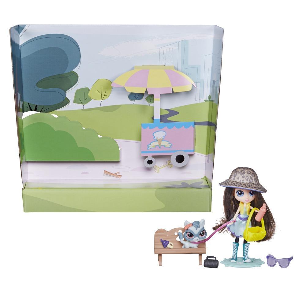 Littlest Pet Shop Blythe Mini Laleczka Słodkie Sobotnie Popołudnie