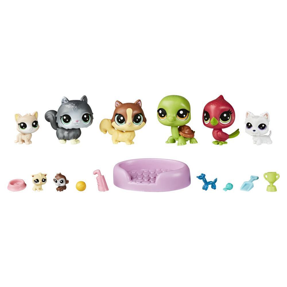 Zabawkowy najlepszy sklep zoologiczny Littlest Pet Shop