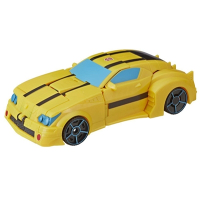 Transformers Cyberverse Action Attackers: Ultimate Class Bumblebee Action Figure Toy Product