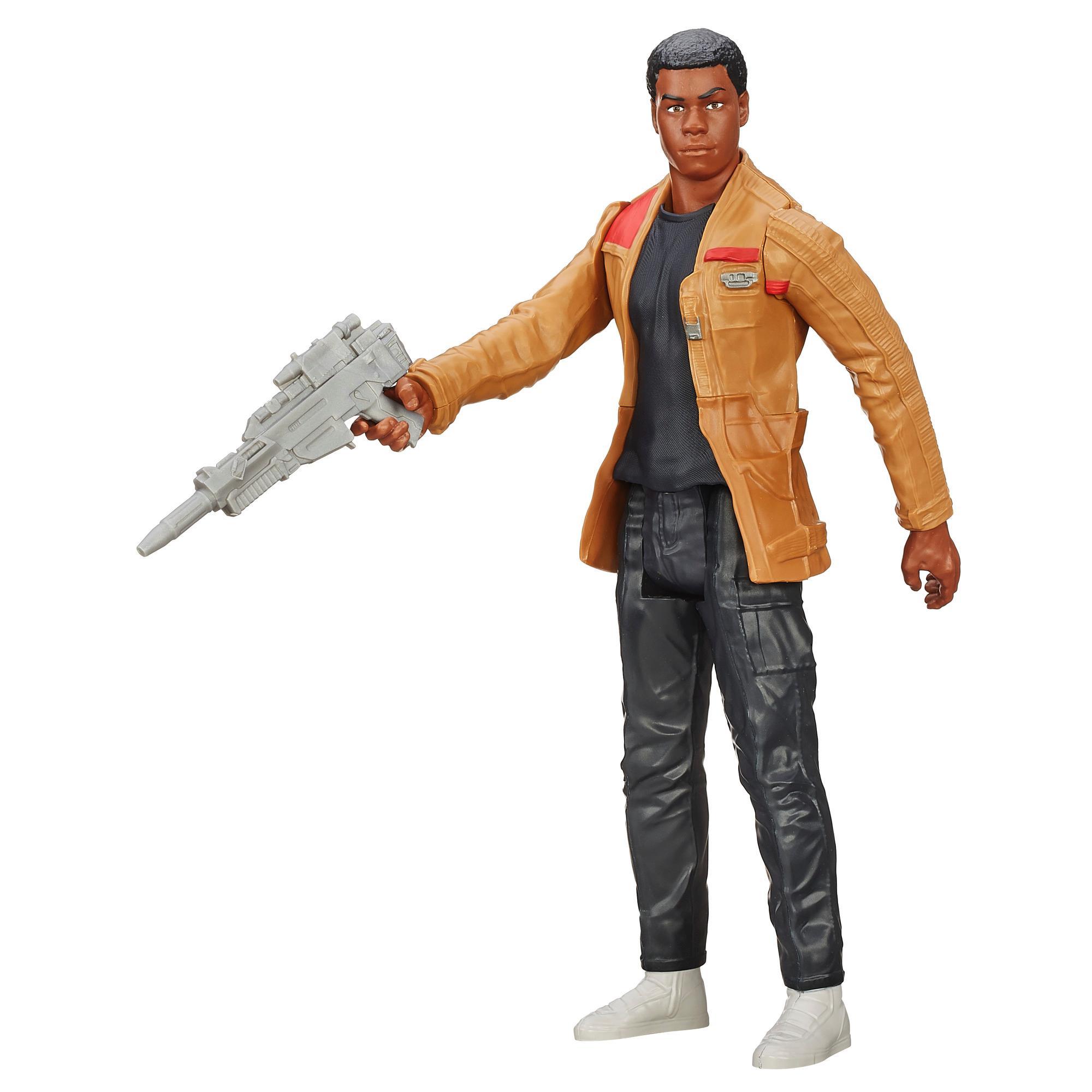 STAR WARS E7 figurka 30 cm Finn (Jakku)