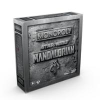 Edycja gry planszowej Monopoly: Star Wars The Mandalorian, chroń The Child (