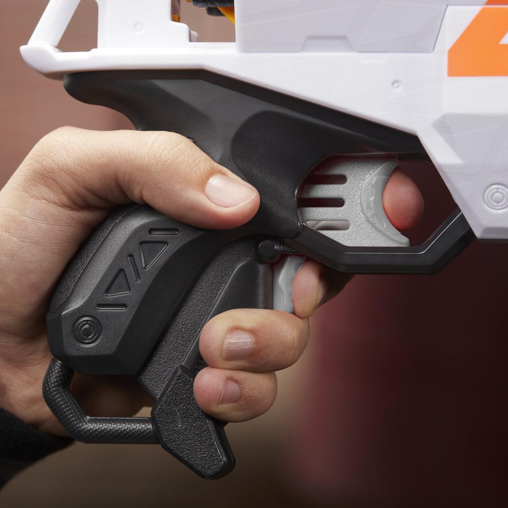 Zautomatyzowana wyrzutnia Nerf Ultra Two, szybkie przeładowywanie od tyłu, 6 strzałek Nerf Ultra, zgodna wyłącznie ze strzałkami Nerf Ultra