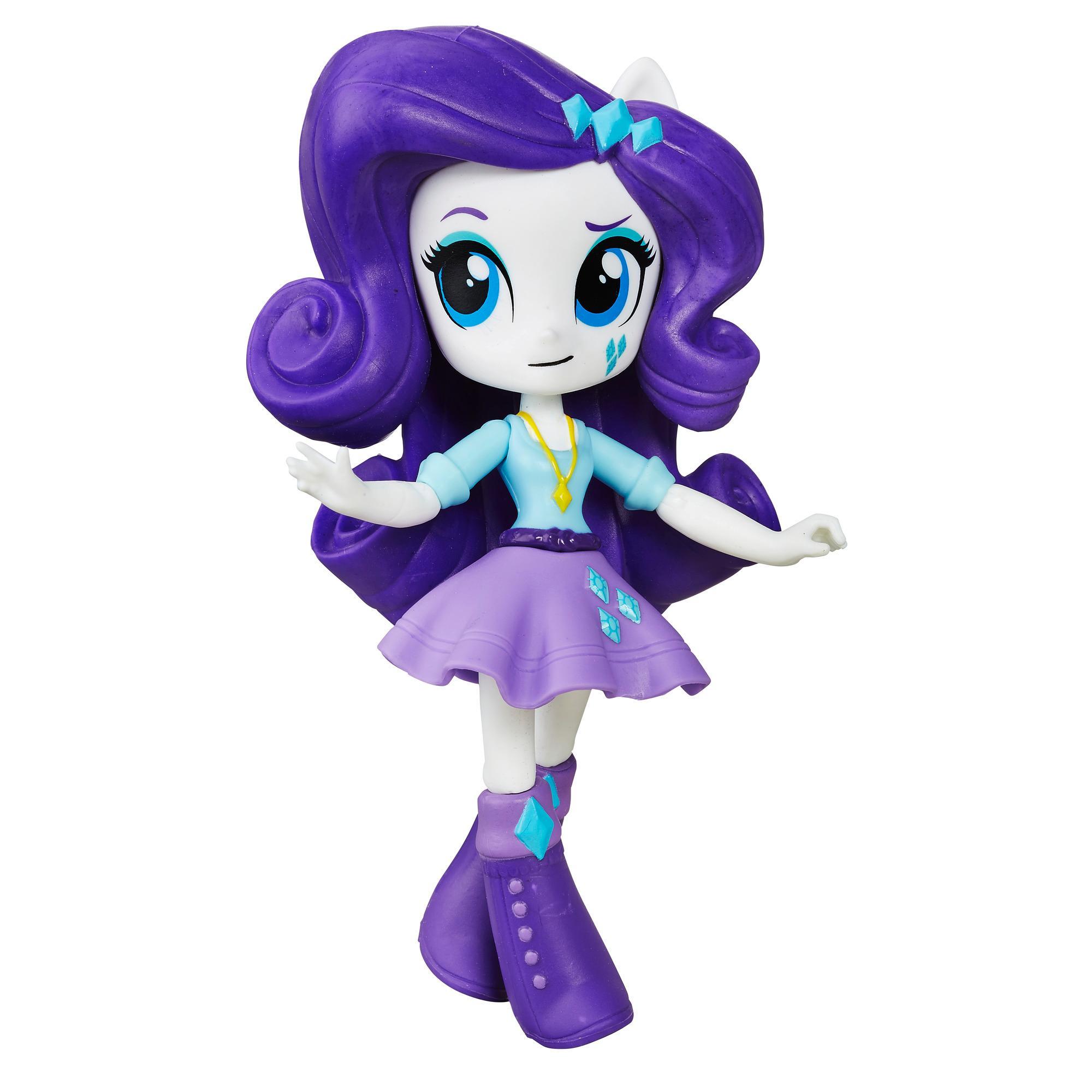 My Little Pony Equestria Girls Lalka Podstawowa Mini Rarity