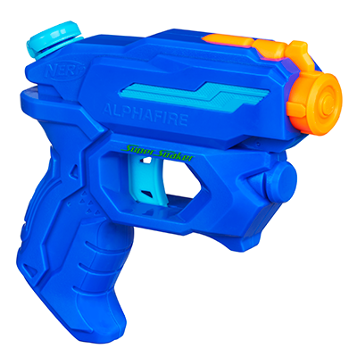 NERF ALPHA FIRE SUPER SOAKER