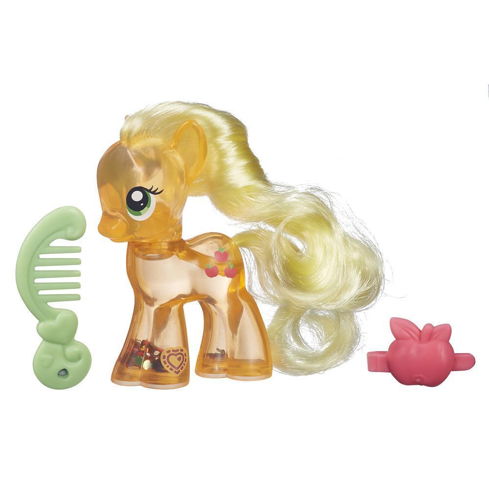 My Little Pony Brokatowy Kucyk Applejack