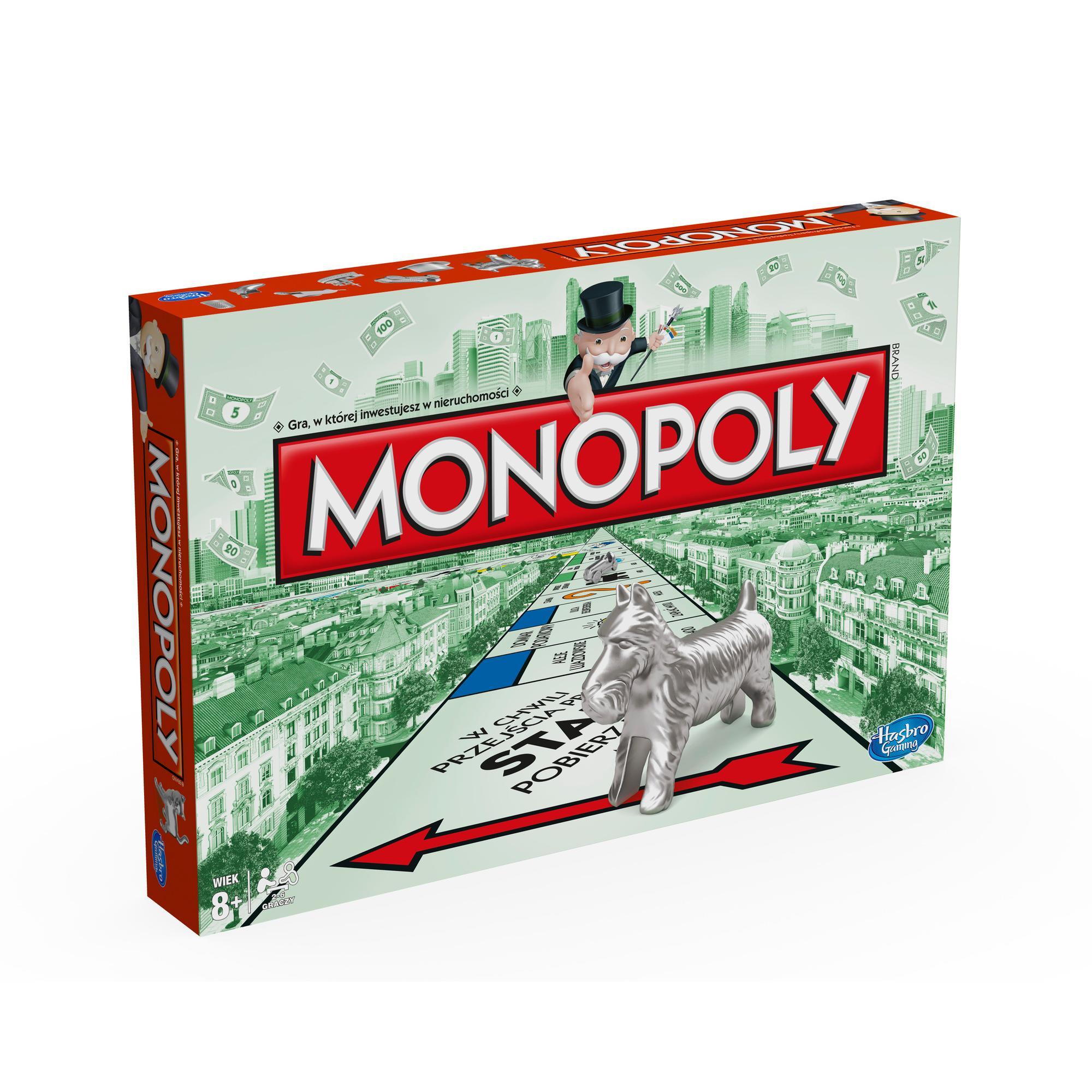 GRA MONOPOLY STANDARD
