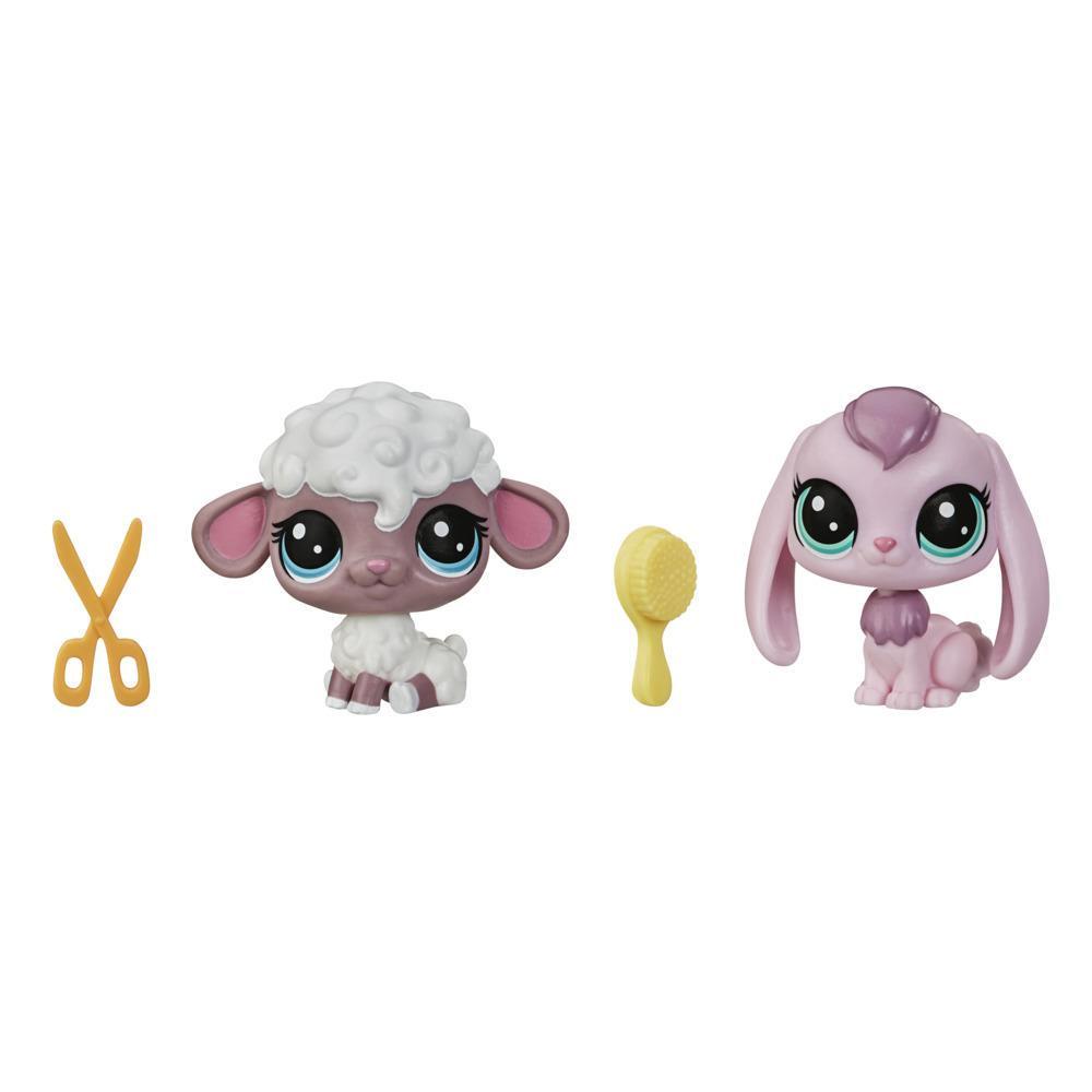 Zabawkowy fantazyjny salon dla zwierzaków Littlest Pet Shop